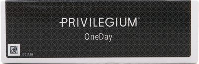 Privilegium OneDay kontaktlinser 30-pack